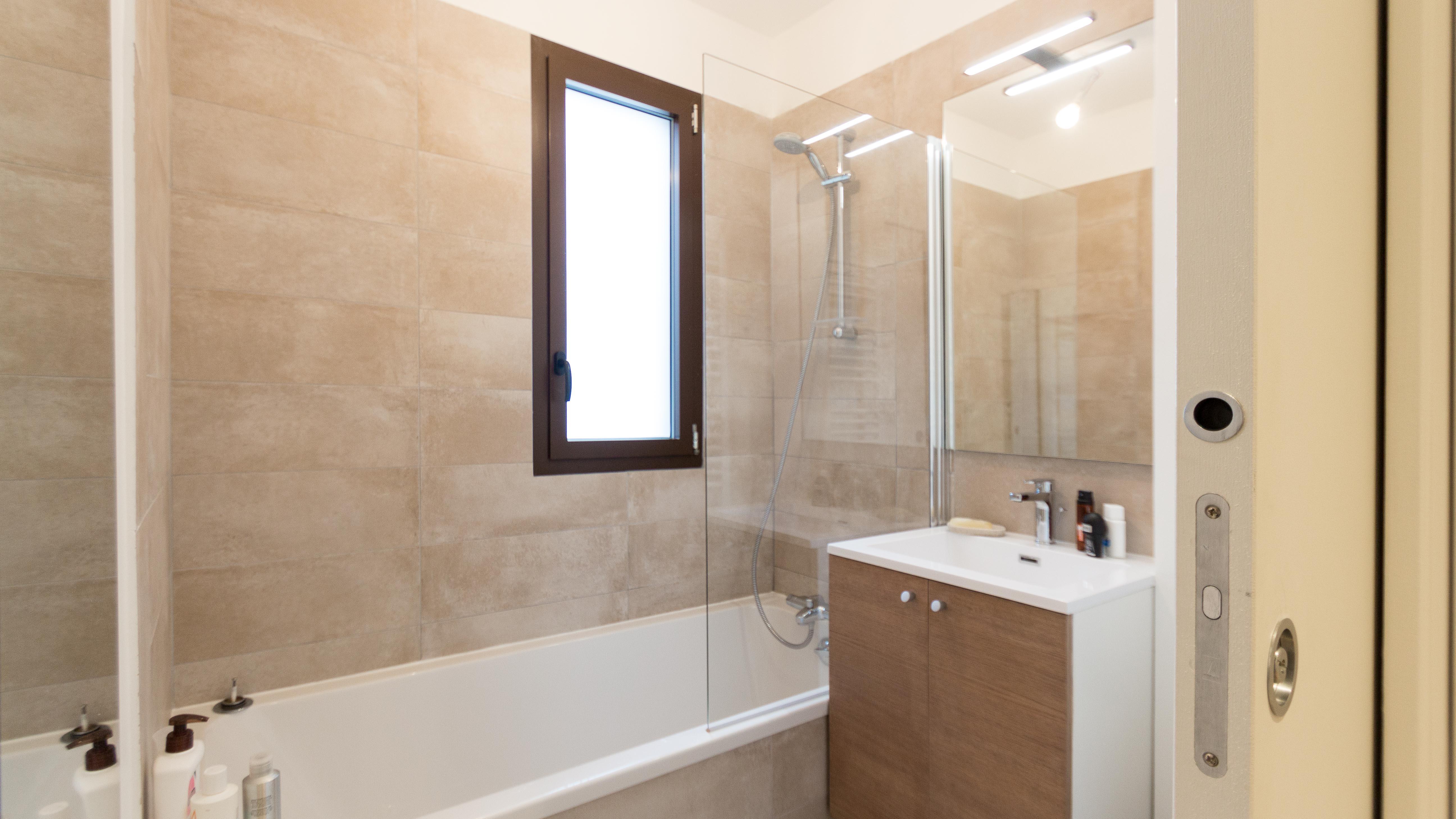 projet de création d'une salle de bain - réalisation ACTIBATI