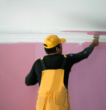 Platrerie peinture décoration d'intérieur Actibatii
